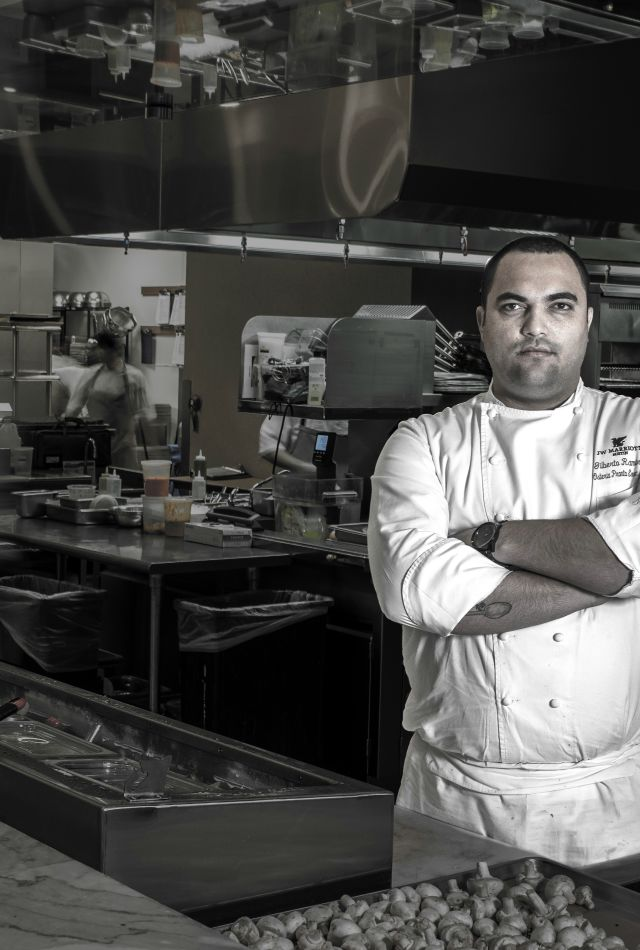One of Austin's Most Innovative Executive Chefs